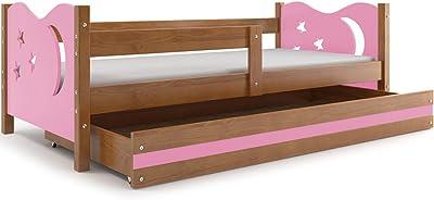 Interbeds Cama Individual, Infantil, Noel, Color Aliso (con Paneles colchón de Espuma