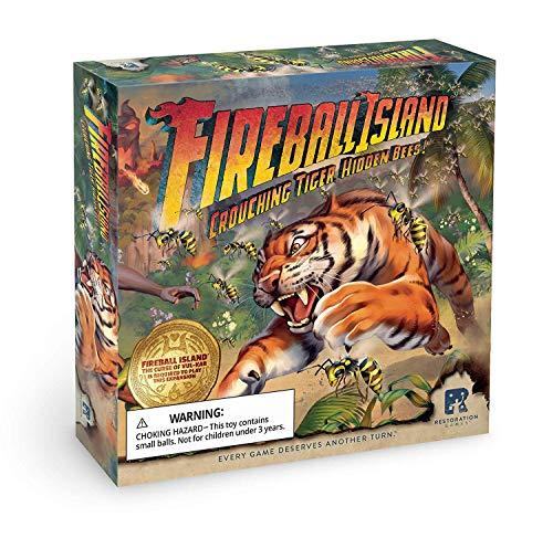 Fireball Island Crouching Tiger Hidden Bees