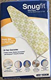 J&J home fashion Heavy Use Ironing Board Cover and pad
