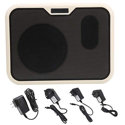 Vbest life Amplificador portátil para bajo eléctrico Amplificador de Caja de Sonido...