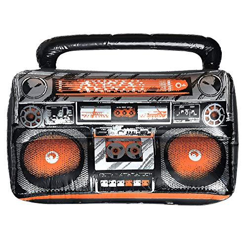 Amscan 842116 Inflatable Boom Box Costume Accessory, One Size,...