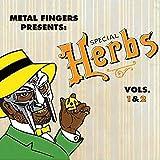 Mf Doom: Special Herbs Vol.1 & 2 (Audio CD)