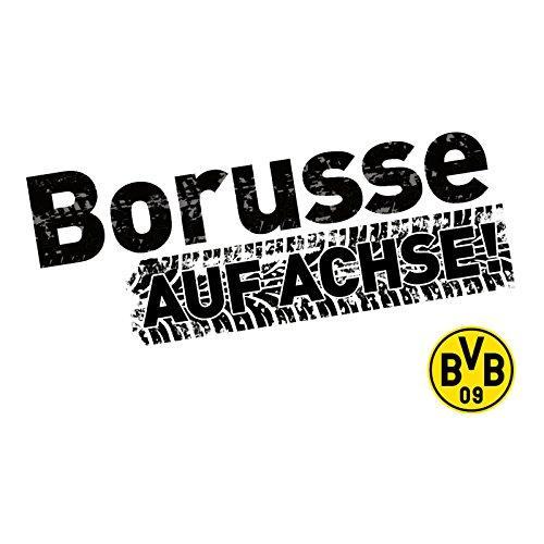 BVB 16140400 Autoaufkleber Borusse