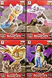 Banpresto Dragon Ball super World Colle. Diorama vol2 Goku Jiren S-Shenron No.17
