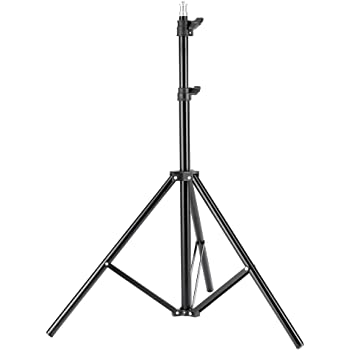 """Neewer 75""""/6 Feet/190CM Photography Light Stands for Relfectors, Softboxes, Lights, Umbrellas, Backgrounds"""