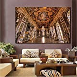 asasI9 France Versailles Palace Poster Leinwand Malerei