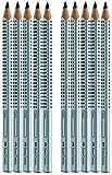 Faber-Castell 111997-12 Jumbo GRIP Bleistifte