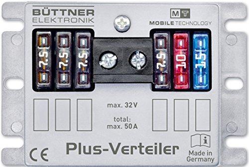 Büttner MT PV-6 Plus-Verteiler