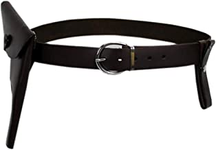 Indiana Cowhide Belt Jones Holster Whip Holder Leather