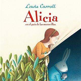 Alicia en el país de las maravillas [Alice in Wonderland] audiobook cover art