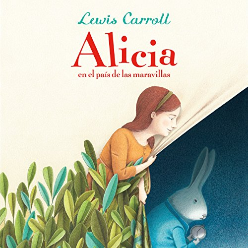 Alicia en el país de las maravillas [Alice in Wonderland] cover art