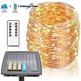 Homestarry Solar Rope Lights
