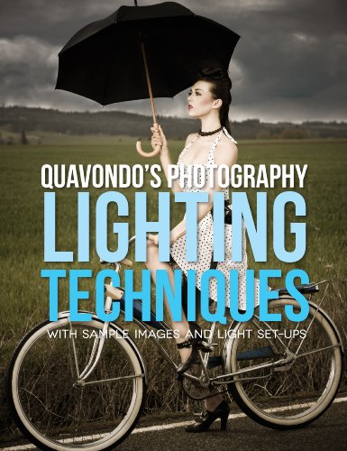 Quavondo's Photography Lighting Techniques with Images and Light Set-Ups (English Edition)