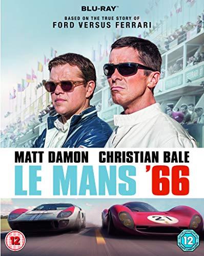 Le Mans �66 BD [Blu-ray] [2019]