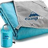 Premium Waterproof Picnic and Camping Blanket - Outdoor/Travel Cozy Fleece...