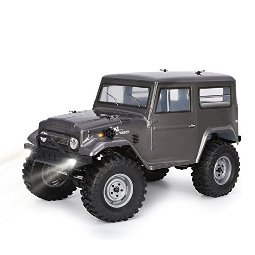 RGT 1:10 Rc Crawlers Waterproof 4wd Off Road Truck Rock Crawler Rock Cruiser RC-4 4x4 Hobby Rc Car