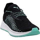 PUMA Avid Evoknit Diamond Mens Black Textile Athletic Lace Up Running Shoes 11