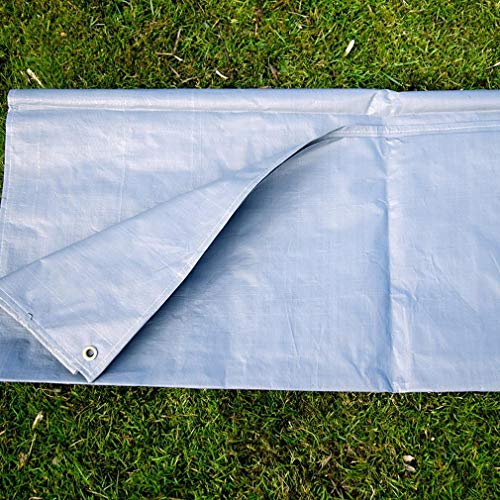 Hi-Gear Zenobia 6 Tent Footprint, Grey, One Size