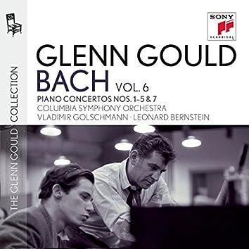 Glenn Gould Plays Bach, Vol. 6: Piano Concertos