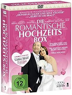 Die romantische Hochzeitsbox - 3 romantische Hochzeitskomödien in einer Box: Eine Hochzeit und andere Hindernisse, Die Hochzeit