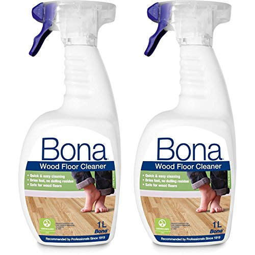 Bona Wood Floor Cleaner Spray 2 1L S