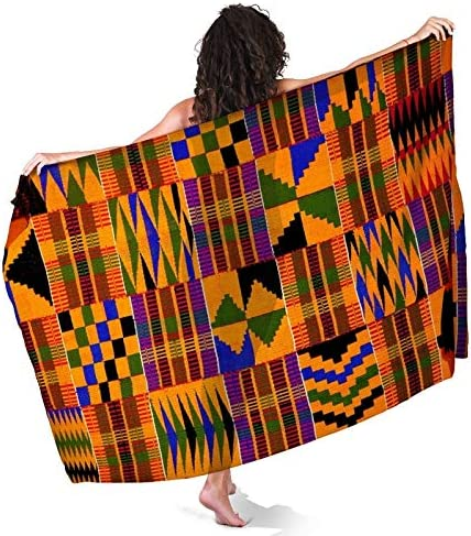 African print swimsuit plus size _image1
