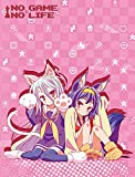 No Game No Life- Shiro & Izuna Throw Blanket