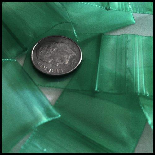 "Mini Ziplock Bags 1010 Chose A Color (16 Choices) 1"" X 1"" Bags Reclosable Plastic Baggies High End Quality (black) 100 bags Photo #8"