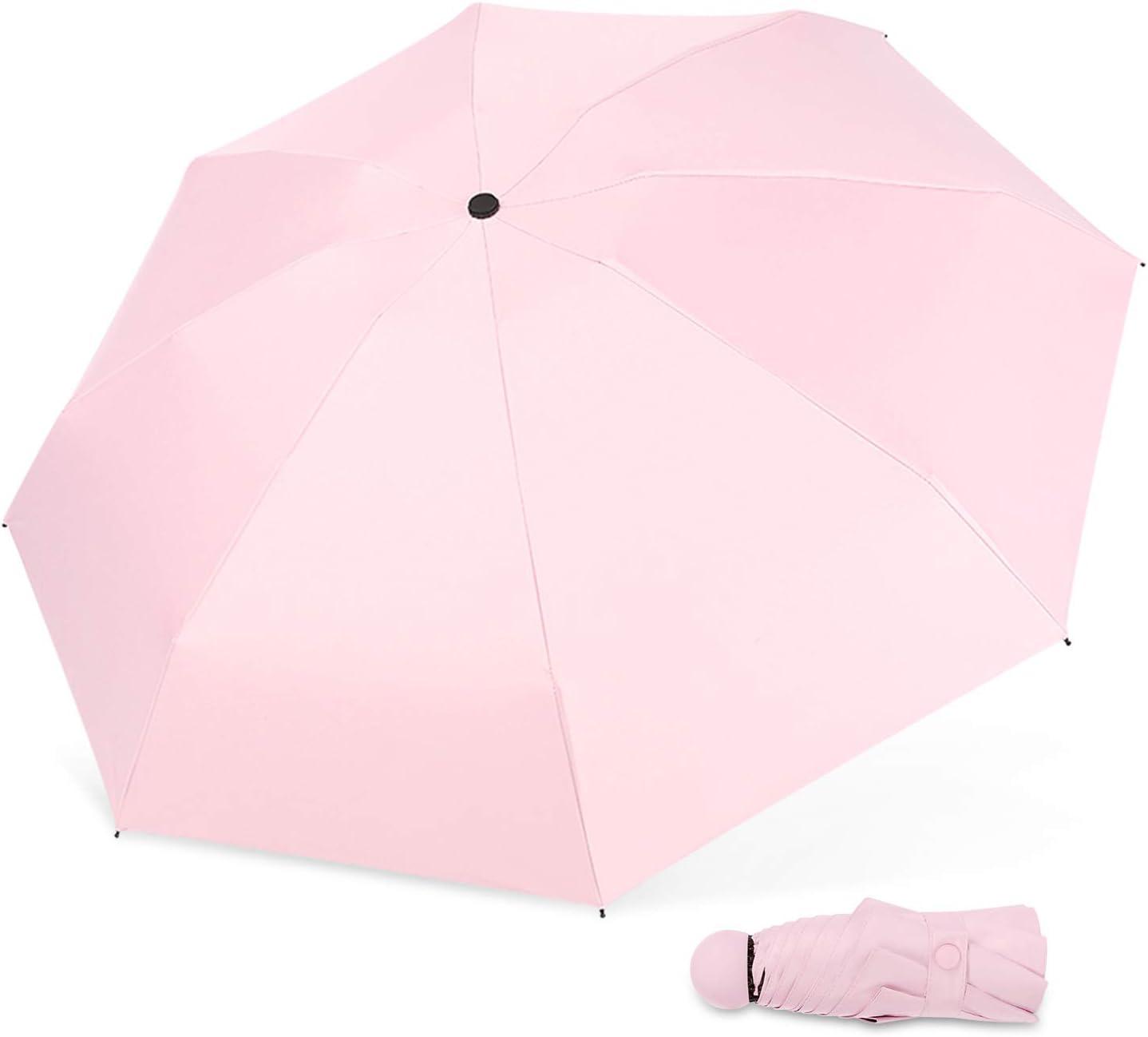 MARCELEN Ultra Light Mini Anti-UV Foldin Outlet SALE low-pricing Compact Travel Umbrella