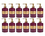 Savon De Royal Baroque Pearl Luxury Liquid Hand Soap (Vegan) 16.9 fl oz (12)