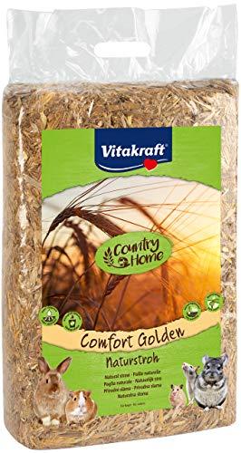 Vitakraft - Paja para Todo Tipo de Roedores, Térmica y Absorbente - 1 kg ✅
