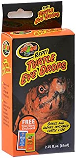 Zoo Med Repti Turtle Eye Drops 2.25 ounce