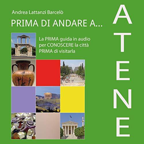 Prima di andare ad Atene cover art