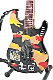 Miniature Guitar ESP George Lynch Kamikaze