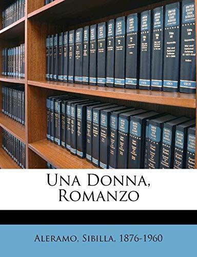 Una Donna, Romanzo