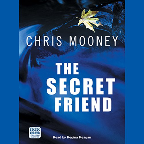 The Secret Friend audiobook cover art