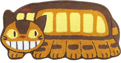 Senko Studio Ghibli Mijn Buurman Totoro Cat Bus Gevormde Mat Tapijt 100x47cm van Japan Bruin Oranje 78756