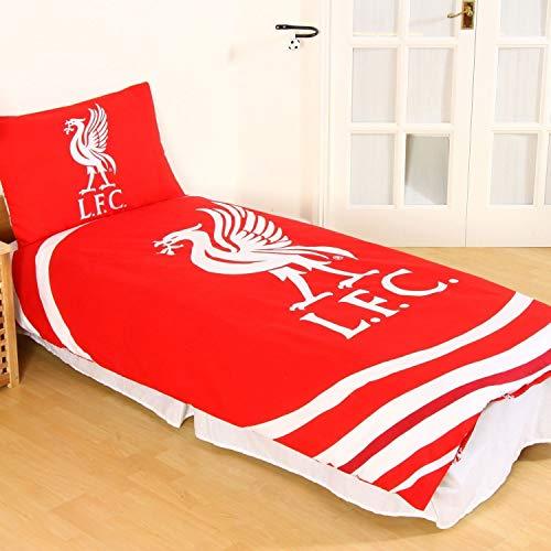 Liverpool FC Pulse Duvet Bedding 135x200 + 50x75cm