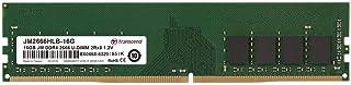 Transcend 16GB JM DDR4 2666 U-DIMM 2Rx8 1.2V (JM2666HLB-16G)