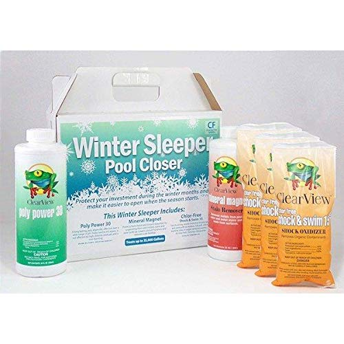 CLEARVIEW Winterizing and Closing Chemical Kit (35,000 Gallon)