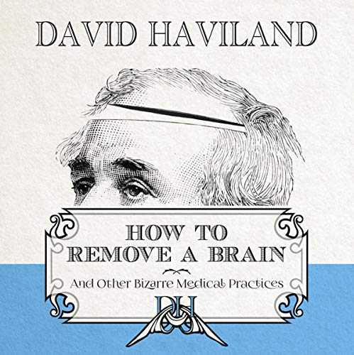 How to Remove a Brain audiobook cover art