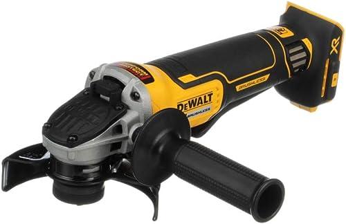 DEWALT DCG413B 20V MAX Brushless Cut Off Tool/Grinder (Tool Only)