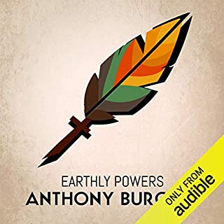 Earthly Powers                   By:                                                                                                                                 Anthony Burgess                               Narrated by:                                                                                                                                 Gordon Griffin                      Length: 37 hrs and 37 mins     77 ratings     Overall 4.0