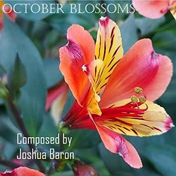 October Blossoms