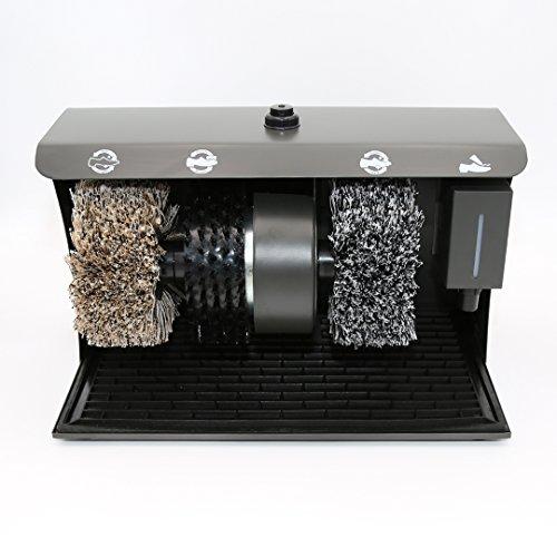 Unimat Stiefelreinigungsmaschine