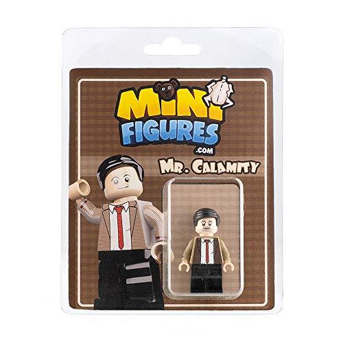 Custom Design Minifigure - Mr Calamity