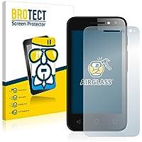 BROTECT Protector Pantalla Cristal Compatible con Orange Rise 31 Protector Pantalla Vidrio Dureza 9H AirGlass