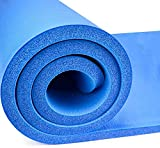 The Thaath™ 8mm Athletica Yoga Mat- Multi-use Thick Exercise Mat, Non-Slip and Anti-Tear