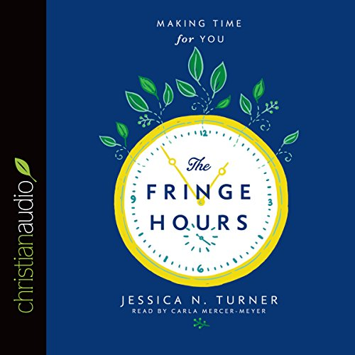 The Fringe Hours audiobook cover art