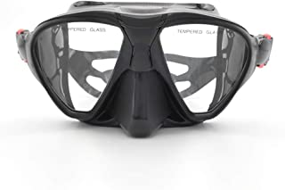 a192c693eb30 MHP Maschere Subacquea da Immersione,Occhiali da Nuoto per Lo Snorkeling  Che Si immergono nello